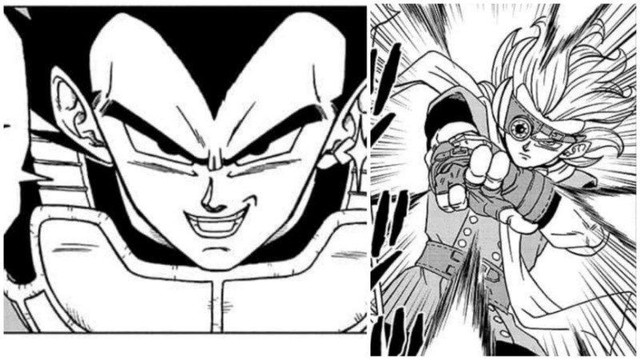 Dragon Ball Super: Với hình thức mới của mình, Vegeta có thể tận dụng điểm yếu của Granolah và đánh bại đối thủ không? - Ảnh 2.