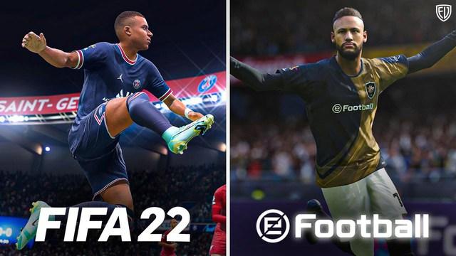So sánh FIFA 22 và eFootball, đâu mới là game bóng đá hay nhất 2022? - Ảnh 1.