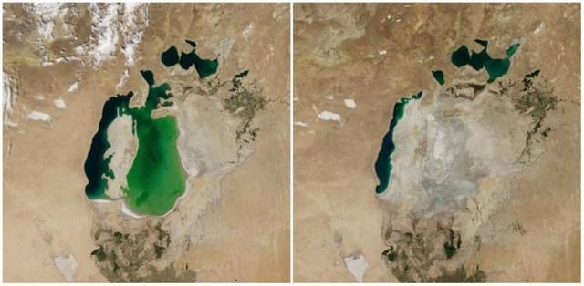 Với công nghệ, chúng ta có thể thấy Trái đất đã thay đổi ra sao trong 100 năm qua - Ảnh 4.