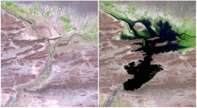 Với công nghệ, chúng ta có thể thấy Trái đất đã thay đổi ra sao trong 100 năm qua - Ảnh 11.