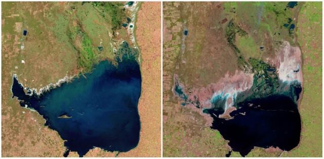 Với công nghệ, chúng ta có thể thấy Trái đất đã thay đổi ra sao trong 100 năm qua - Ảnh 13.