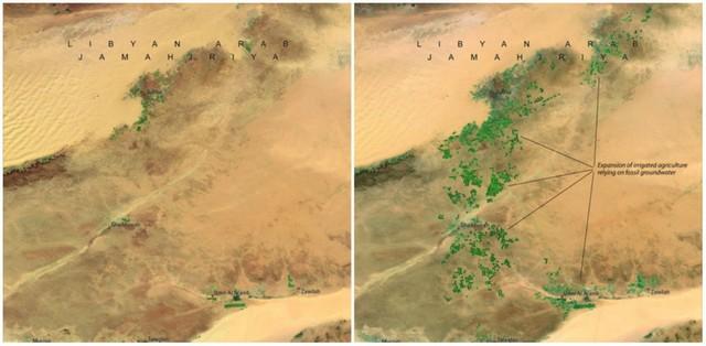 Với công nghệ, chúng ta có thể thấy Trái đất đã thay đổi ra sao trong 100 năm qua - Ảnh 8.