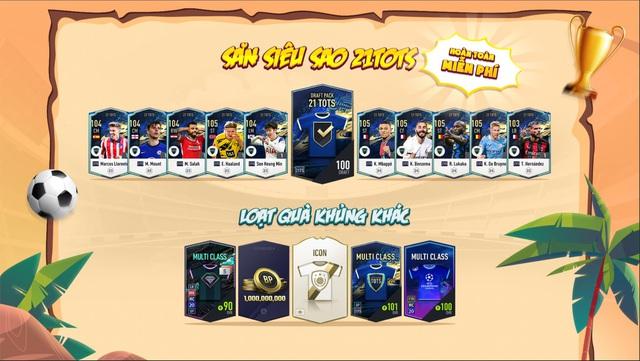 FIFA Online 4 tung sự kiện Hè Chuyển Nhượng 2021: Trở thành siêu cò và cơ hội săn 21TOTS miễn phí mỗi ngày - Ảnh 4.