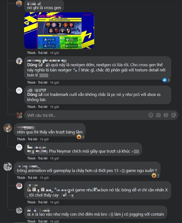 Game thủ kêu trời vì đồ họa xấu xí, hậu duệ PES ăn cả đống gạch đá - Ảnh 2.