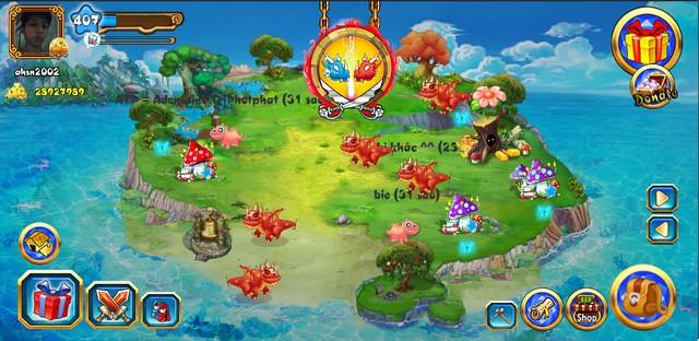 Nóng! Đảo Rồng Mobile, thêm một huyền thoại tuổi thơ tái sinh từ bàn tay người Việt chính thức ra mắt - Ảnh 5.