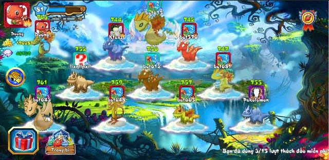 Nóng! Đảo Rồng Mobile, thêm một huyền thoại tuổi thơ tái sinh từ bàn tay người Việt chính thức ra mắt - Ảnh 6.