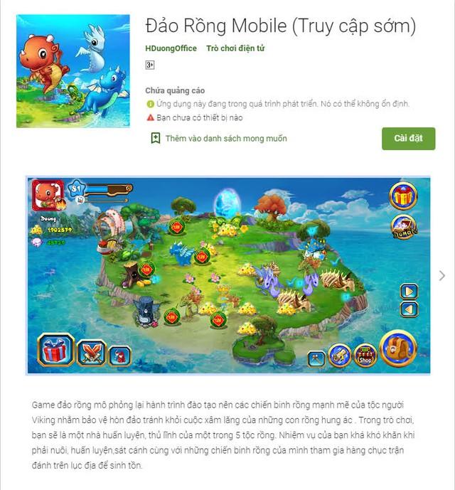Nóng! Đảo Rồng Mobile, thêm một huyền thoại tuổi thơ tái sinh từ bàn tay người Việt chính thức ra mắt - Ảnh 4.