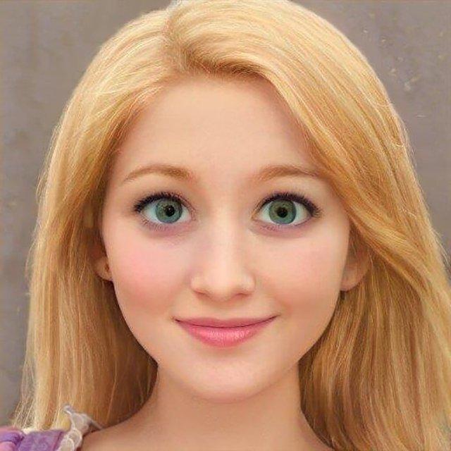 Công nghệ AI (trí tuệ nhân tạo) đã mang đến câu trả lời cho việc liệu nhân vật Disney có thật sẽ trông như thế nào? - Ảnh 23.