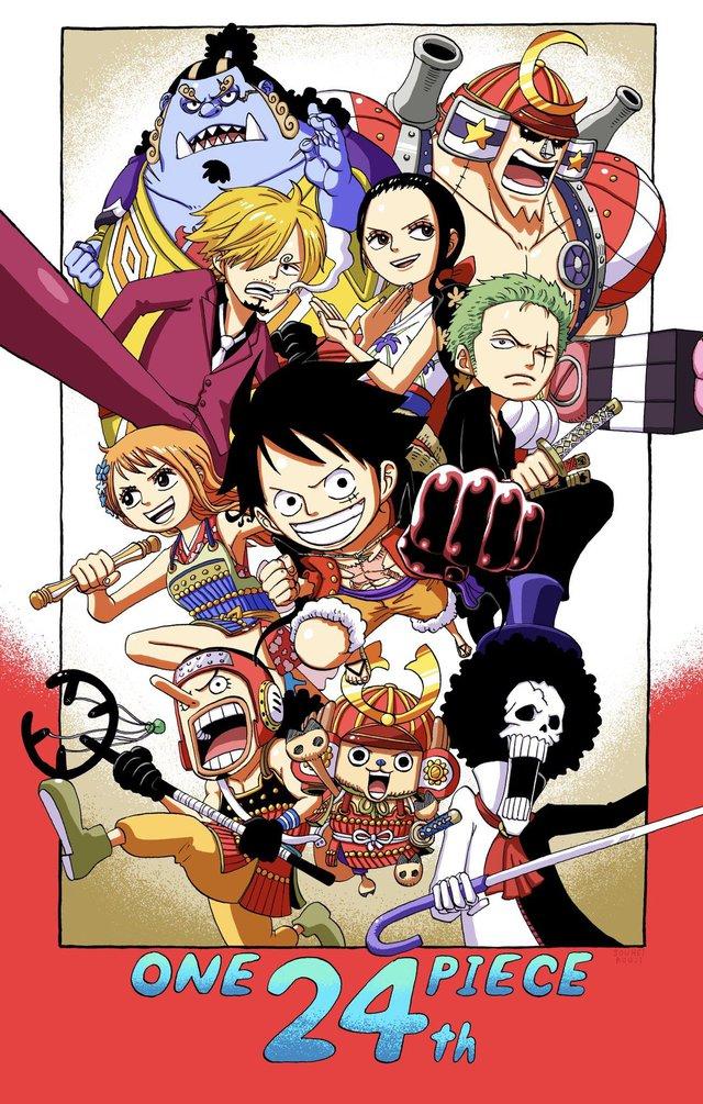Top 4 sự kiện mà fan One Piece mong chờ nhất nhân dịp kỷ niệm 24 năm bộ truyện ra mắt độc giả? - Ảnh 2.