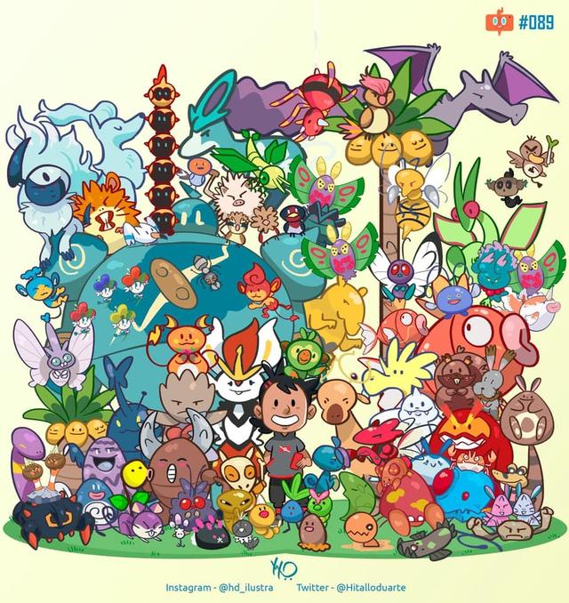 24 năm thu phục Pokémon của Satoshi đã bị người này vượt qua với một pha buff bẩn tới từ nhà sản xuất - Ảnh 1.