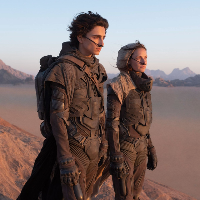 Dune: Hành Tinh Cát - bom tấn khoa học viễn tưởng mới của nhà Warner Bros. quy tụ dàn sao Hollywood đình đám - Ảnh 10.