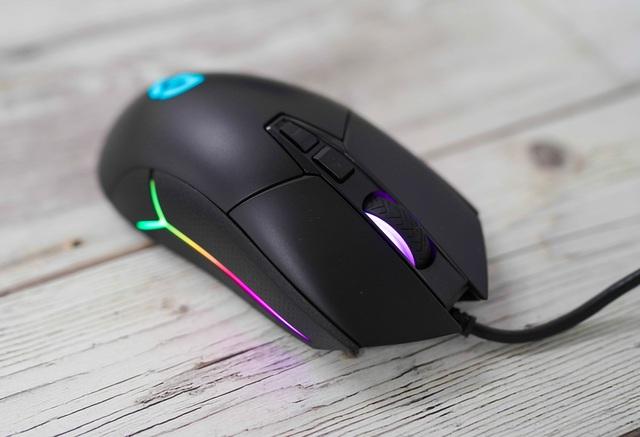 Chuột gaming Fuhlen G6 RGB: LED 16,8 triệu màu siêu đẹp, đầm tay, ngon rẻ bền