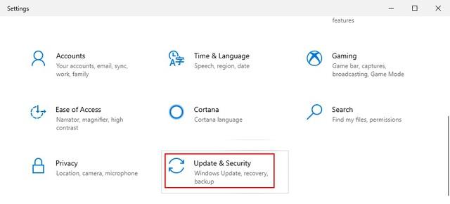 """Hướng dẫn sửa lỗi màn hình xanh """"chết chóc trên Windows 10 - Ảnh 2."""