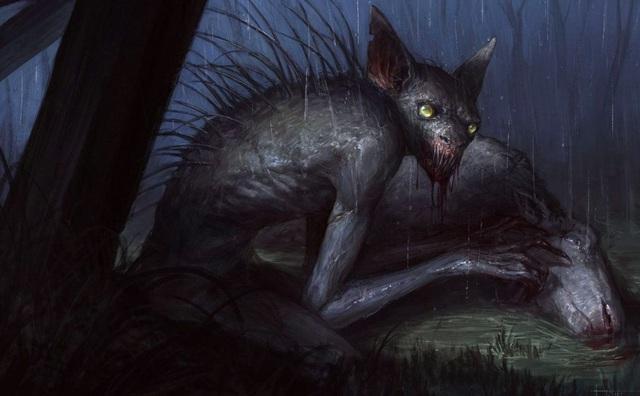 Những quái vật đáng sợ từng được đồn đại xuất hiện trong lịch sử loài người (P.2) - Ảnh 2.