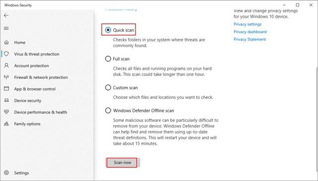 """Hướng dẫn sửa lỗi màn hình xanh """"chết chóc trên Windows 10 - Ảnh 15."""