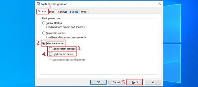 """Hướng dẫn sửa lỗi màn hình xanh """"chết chóc trên Windows 10 - Ảnh 17."""