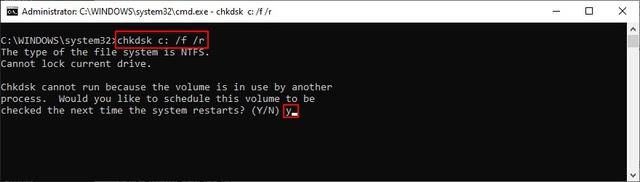 """Hướng dẫn sửa lỗi màn hình xanh """"chết chóc trên Windows 10 - Ảnh 4."""