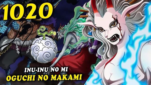 One Piece: Tìm hiểu về trái ác quỷ Zoan thần thoại Ooguchi No Makami mà Yamato sở hữu - Ảnh 1.