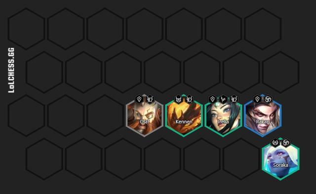 Đấu Trường Chân Lý: Ngược dòng meta với đội hình Tái Tạo - Vệ Binh từ kỳ thủ Thách Đấu - Ảnh 3.