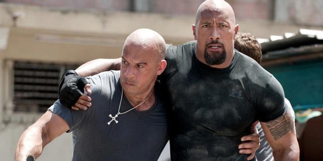 Gia đình tan nát: The Rock rời vũ trụ Fast & Furious sau nhiều năm mâu thuẫn với Vin Diesel - Ảnh 2.