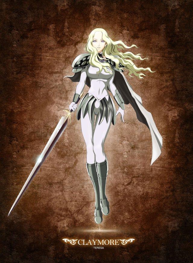 Top 10 nhân vật nữ trong anime có mái tóc vàng đẹp nhất, càng ngắm càng mê! - Ảnh 2.