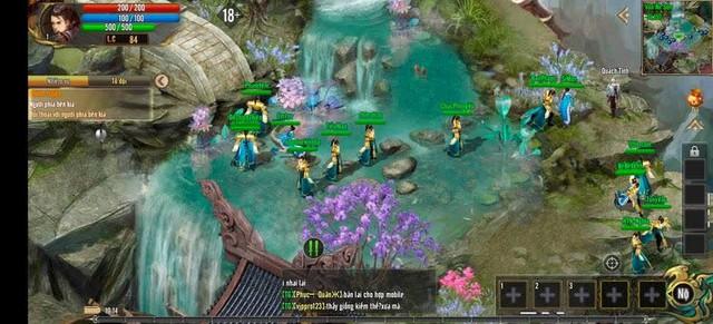 Đúng như dự đoán, game thủ Kiếm Thế ADNX Mobile bùng nổ trong ngày đầu tiên được chạm tay vào siêu phẩm - Ảnh 7.