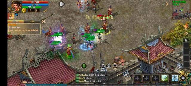 Đúng như dự đoán, game thủ Kiếm Thế ADNX Mobile bùng nổ trong ngày đầu tiên được chạm tay vào siêu phẩm - Ảnh 9.