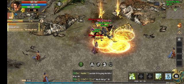 Đúng như dự đoán, game thủ Kiếm Thế ADNX Mobile bùng nổ trong ngày đầu tiên được chạm tay vào siêu phẩm - Ảnh 10.