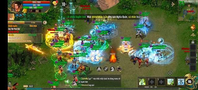 Đúng như dự đoán, game thủ Kiếm Thế ADNX Mobile bùng nổ trong ngày đầu tiên được chạm tay vào siêu phẩm - Ảnh 12.