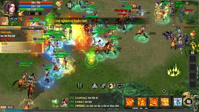 Đúng như dự đoán, game thủ Kiếm Thế ADNX Mobile bùng nổ trong ngày đầu tiên được chạm tay vào siêu phẩm - Ảnh 13.