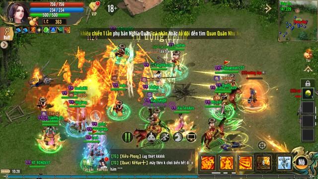 Đúng như dự đoán, game thủ Kiếm Thế ADNX Mobile bùng nổ trong ngày đầu tiên được chạm tay vào siêu phẩm - Ảnh 14.