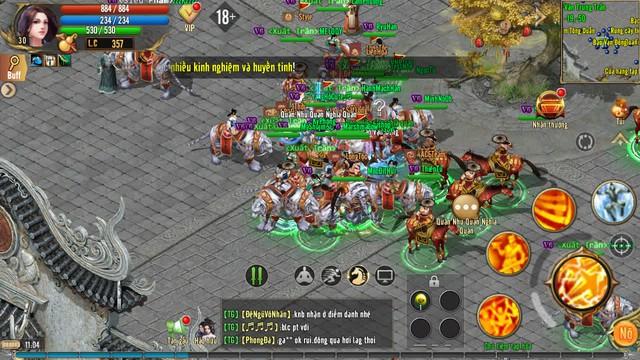 Đúng như dự đoán, game thủ Kiếm Thế ADNX Mobile bùng nổ trong ngày đầu tiên được chạm tay vào siêu phẩm - Ảnh 15.