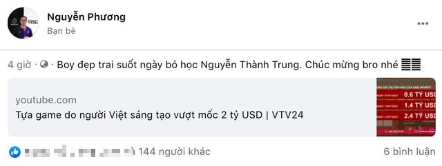 """Tựa game tỷ đô do người Việt sản xuất lên sóng truyền hình quốc gia vì mức độ tăng trưởng """"khủng, cộng đồng được dịp nức nở - Ảnh 4."""