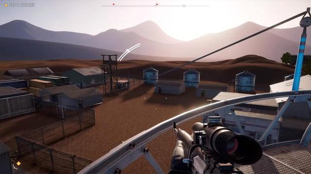 Game thủ tái tạo lại tựa game bắn súng tuổi thơ Project I.G.I trong tựa game Far Cry 5 - Ảnh 1.