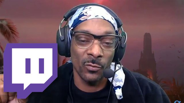 Tập làm streamer nhưng học nghề chưa thông, Snoop Dogg khiến fan khóc ròng khi lên sóng 4 lần thì 3 hôm quên bật mic - Ảnh 1.