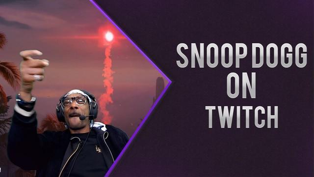 Tập làm streamer nhưng học nghề chưa thông, Snoop Dogg khiến fan khóc ròng khi lên sóng 4 lần thì 3 hôm quên bật mic - Ảnh 2.