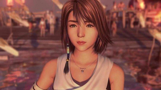 Game thủ tái hiện lại tựa game Final Fantasy X huyền thoại trong Unreal Engine với Ray Tracing - Ảnh 1.