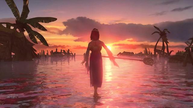 Game thủ tái hiện lại tựa game Final Fantasy X huyền thoại trong Unreal Engine với Ray Tracing - Ảnh 3.