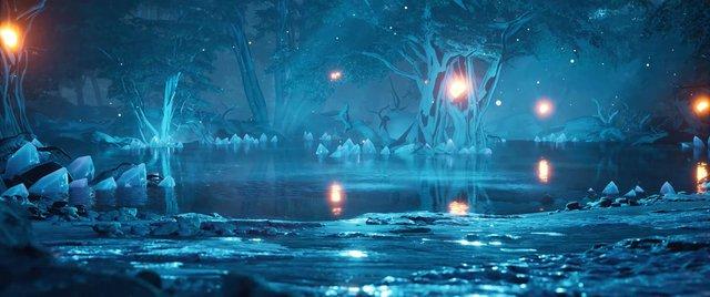 Game thủ tái hiện lại tựa game Final Fantasy X huyền thoại trong Unreal Engine với Ray Tracing - Ảnh 5.