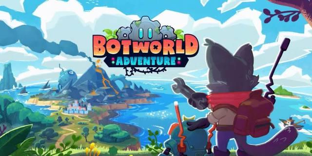 Hóng chờ ngày ra mắt chính thức của Botworld Adventure - tựa game phiêu lưu thế giới mở cực hấp dẫn và độc đáo - Ảnh 1.