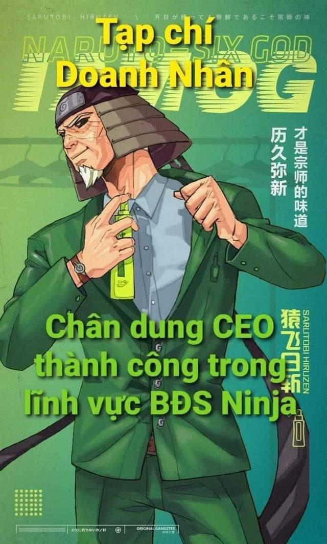 10 ảnh chế hài hước về việc CEO đệ tam khiến Naruto sống khổ sở, ở nhà thuê, ăn mì gói và uống sữa hết hạn - Ảnh 6.