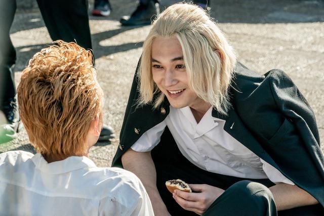 Ngắm loạt ảnh thanh xuân vườn trường trong Tokyo Revengers live-action, cả bầu trời tuổi thơ cứ thế ùa về - Ảnh 16.