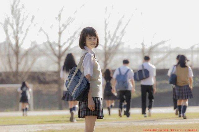 Ngắm loạt ảnh thanh xuân vườn trường trong Tokyo Revengers live-action, cả bầu trời tuổi thơ cứ thế ùa về - Ảnh 7.
