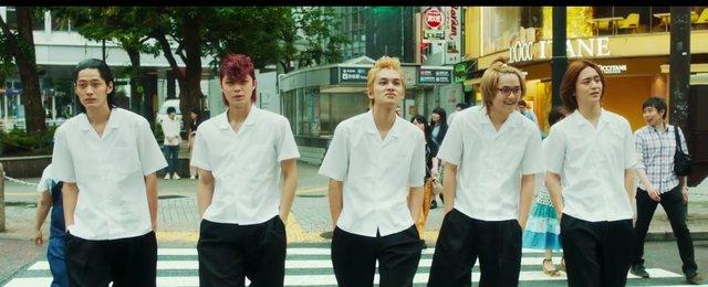 Ngắm loạt ảnh thanh xuân vườn trường trong Tokyo Revengers live-action, cả bầu trời tuổi thơ cứ thế ùa về - Ảnh 17.