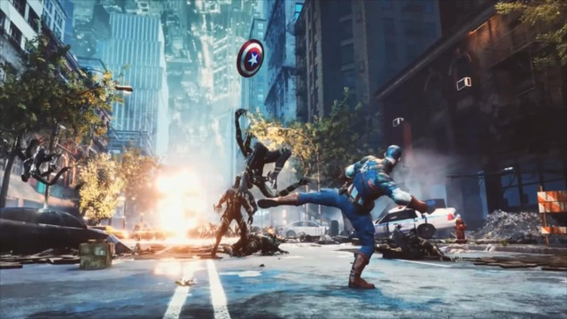 Bom tấn AAA đầu tiên trên Mobile của Marvel chính thức ấn định phát hành, game thủ Việt một lần nữa ôm hận - Ảnh 2.