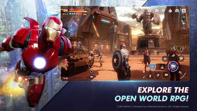 Bom tấn AAA đầu tiên trên Mobile của Marvel chính thức ấn định phát hành, game thủ Việt một lần nữa ôm hận - Ảnh 3.