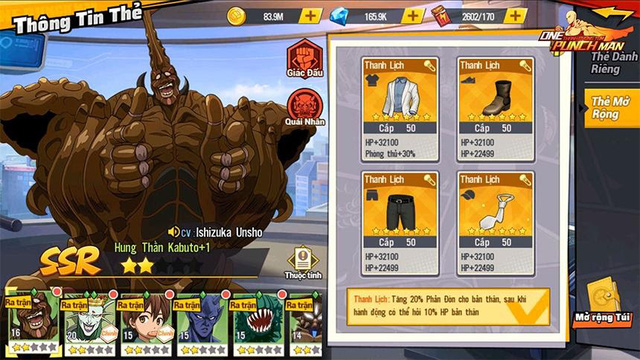 """One Punch Man: The Strongest hứa hẹn """"đánh gục"""" game thủ Việt bởi những thành tựu nổi bật của một thương hiệu đình đám - Ảnh 2."""
