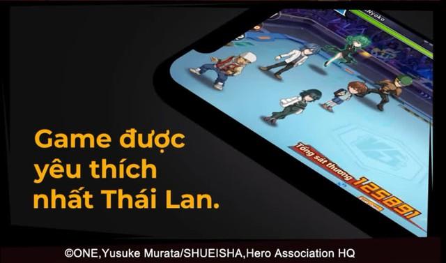 """One Punch Man: The Strongest hứa hẹn """"đánh gục"""" game thủ Việt bởi những thành tựu nổi bật của một thương hiệu đình đám - Ảnh 11."""