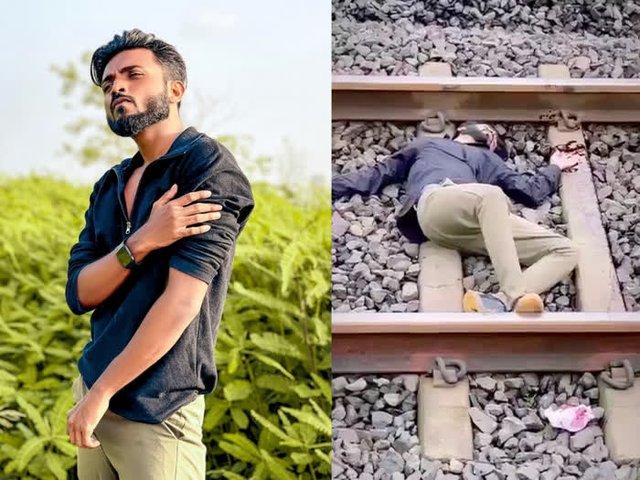 Làm clip giả chết rồi đăng lên mạng xã hội, Youtuber Ấn Độ bị cảnh sát tóm cổ - Ảnh 2.