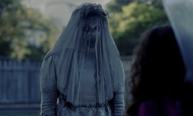 Những nữ quái khiến người yếu bóng vía rùng mình vì quá đáng sợ - Ảnh 5.